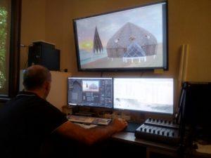 Collaboration avec le studio UNIMAGE